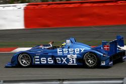 #31 Team Essex Porsche RS Spyder: Casper Elgaard, Kristian Poulsen, Emmanuel Collard