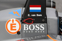 Carlo van Dam, Kolles & Heinz Union, Dallara F308 Volkswagen