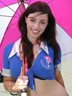 Une Umbrella Girl