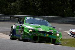 #26 Alpina BMW Alpina B6 GT3: Johannes Stuck, Andreas Wirth