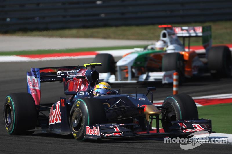 Себастьян Буемі, Toro Rosso Ferrari