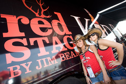 The Jim Beam girls