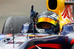 Переможець Себастьян Феттель, Red Bull - Renault
