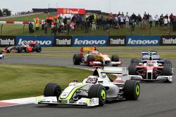 Дженсон Баттон, Brawn GP, Тімо Глок, Toyota F1 Team