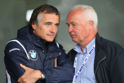 Charly Lamm, Team Manager, BMW Team Germany / Schnitzer Motorsport