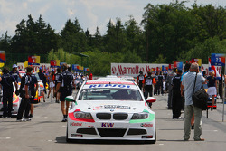 Alex Zanardi, BMW Team Italy-Spain, BMW 320si