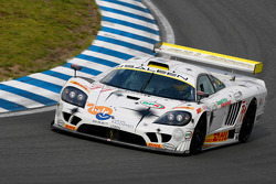 #11 Full Speed Racing Team Saleen S7 Twin Turbo: Stéphane Lemeret, Luke Hines