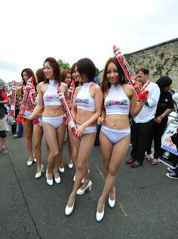 The lovely KSM girls