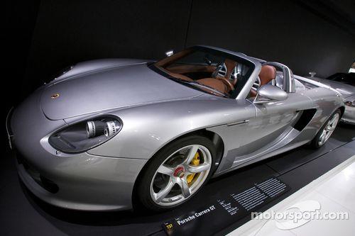 Visita al museo de Porsche