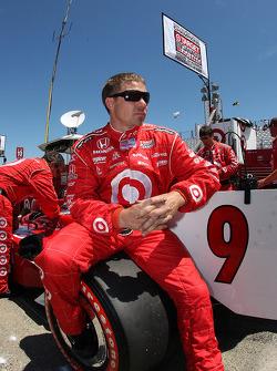 Target Chip Ganassi Racing team member