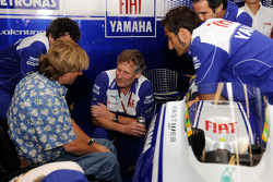 Wayne Rainey et Jeremy Burgess