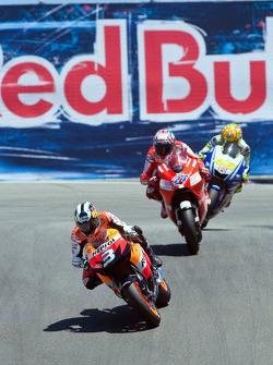 Dani Pedrosa, Repsol Honda Team, Casey Stoner, Ducati Marlboro Team