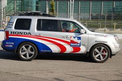 Delphi Safety team Honda
