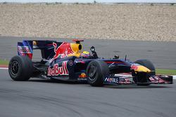 Winnaar Mark Webber, Red Bull Racing