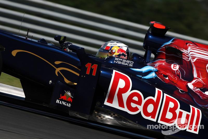 3. Jaime Alguersuari: 19 años y 125 días en el GP de Hungría 2009