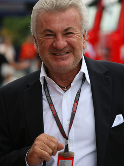 Willi Weber, Driver Manager