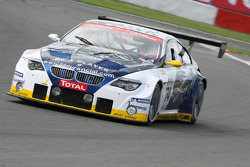 #174 M. P. Racing Sport Garage BMW Alpina B6 GT3: Romain Brandela, Thierry Prignaud, GaÃ«l Lesoudier, André-Alain Corbel