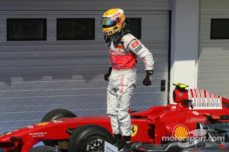 10- Gran Premio de Hungría 2009, McLaren