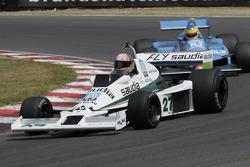 Tony Smith, Williams FW6, Terry Sales, Osella FA1