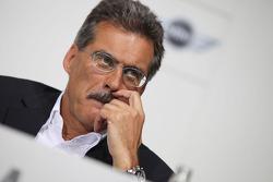 Dr. Mario Theissen (BMW Sauber F1 Team, BMW Motorsport Direktör)