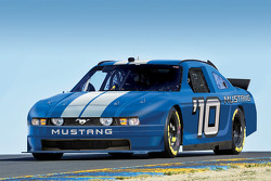 2010 Mustang NASCAR Nationwide car: Mustang will be Ford's new race vehicle in the NASCAR Nationwide Series when it begins a limited rollout of its new car in 2010
