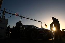 SP Tools Racing pit stop practice