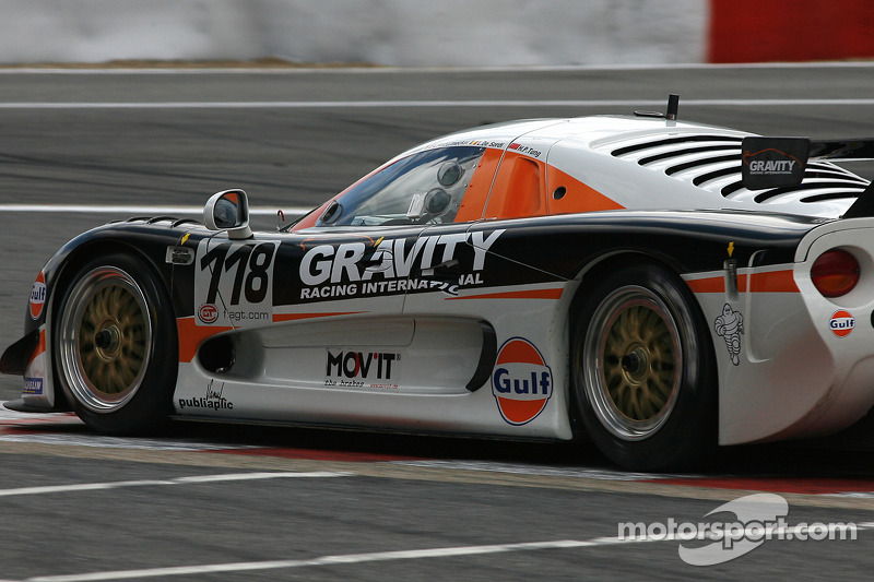 Close up on 118 gravity racing international mosler mt for Spa closest to me
