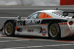 #118 Gravity Racing International Mosler MT 900: Винсент Радермеккер, Тун Хопинь, Лорис де Сорди и Жак Вильнёв