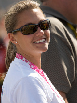 Wife of A.J. Allmendinger, Richard Petty Motorsports Dodge