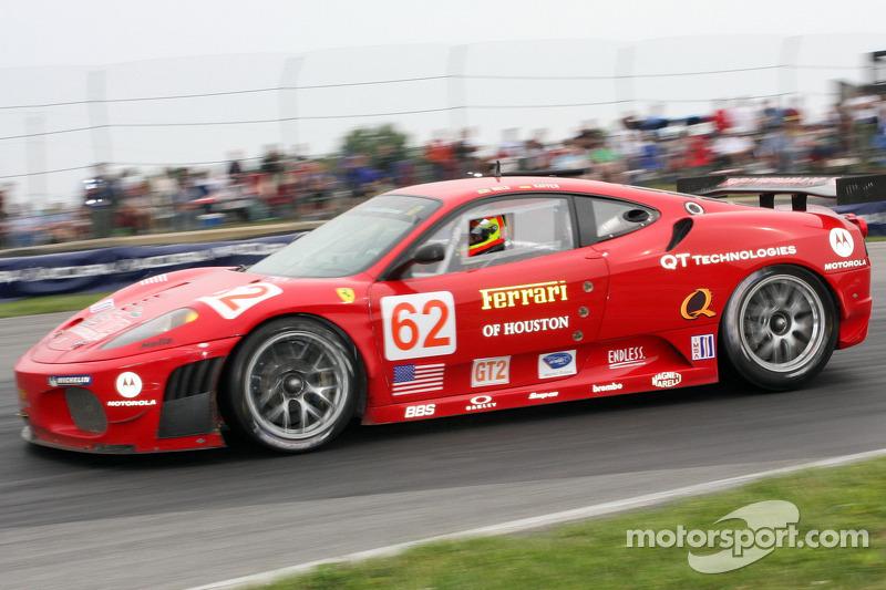 62 Risi Competizione Ferrari F430 GT: Jaime Melo, Pierre Kaffer at ...