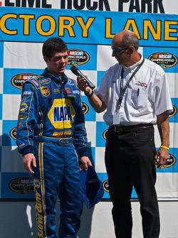 Race Winner Ryan Truex