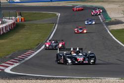 #23 Strakka Racing Ginetta - Zytek: Nick Leventis, Danny Watts