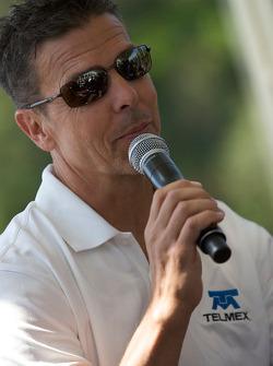 Pre-event press conference: Scott Pruett