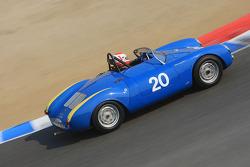 Bob Baker, 1955 Porsche 550 Spyder