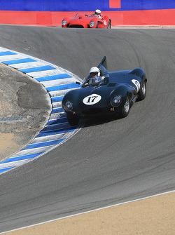 Гері Пірсон, 1955 Jaguar D-Type