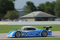 #01 TELMEX Chip Ganassi Racing with Felix Sebates Lxus Riley: Scott Pruett, Memo Rojas