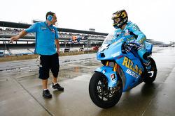 Крис Вермёлен, Rizla Suzuki MotoGP