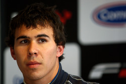 Robert Wickens in the post qualifying press conference