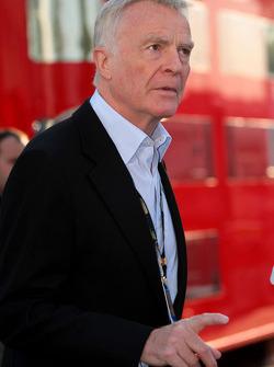 Макс Мосли, президент FIA