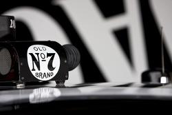 Jack Daniels Chevrolet detail