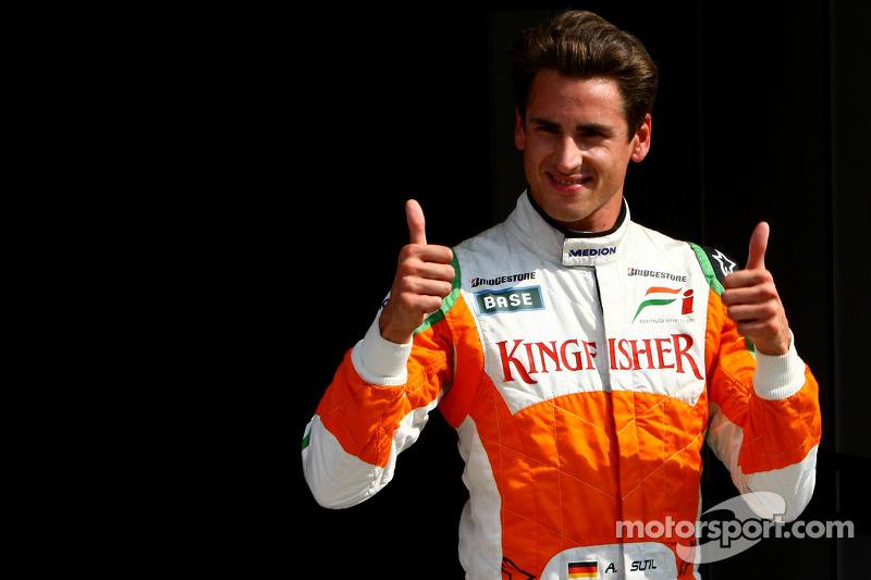 12 сентября 2009. Гран При Италии