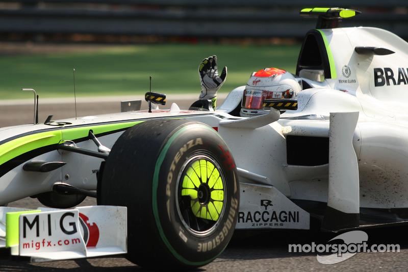 2009 Rubens Barrichello, Brawn GP
