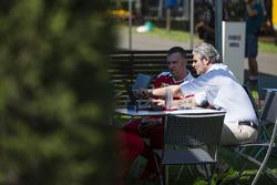 Maurizio Arrivabene, Ferrari-teambaas