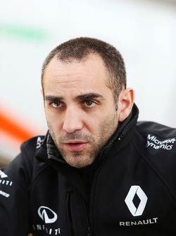 Cyril Abiteboul, Renault Sport F1 Director de manejo