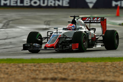 Romain Grosjean, Haas F1 Team VF-16
