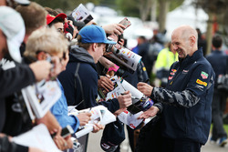 Adrian Newey, Red Bull Racing, Technischer Leiter