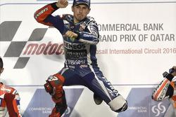 Podium: Jorge Lorenzo, Movistar Yamaha MotoGP, Yamaha