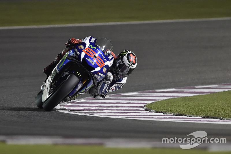 Katar, Doha: Jorge Lorenzo (Yamaha)