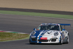 #59 GT 3 Poland, Porsche 991 Cup: Robert Lukas, Stanislaw Jedlinski, Marcin Jedlinski, Bartosz Opiola