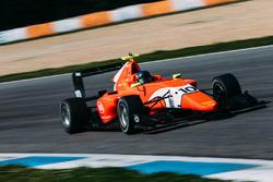 GP3 2016年3月测试